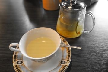Taiwan tea: Maokong is a place of Tea farms.