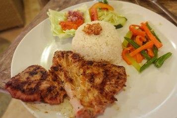 Ikan Panggang: Rp. 80,000