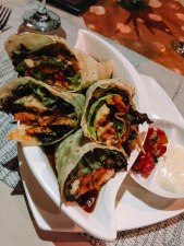 Chicken Enchilada: Rp. 45,000