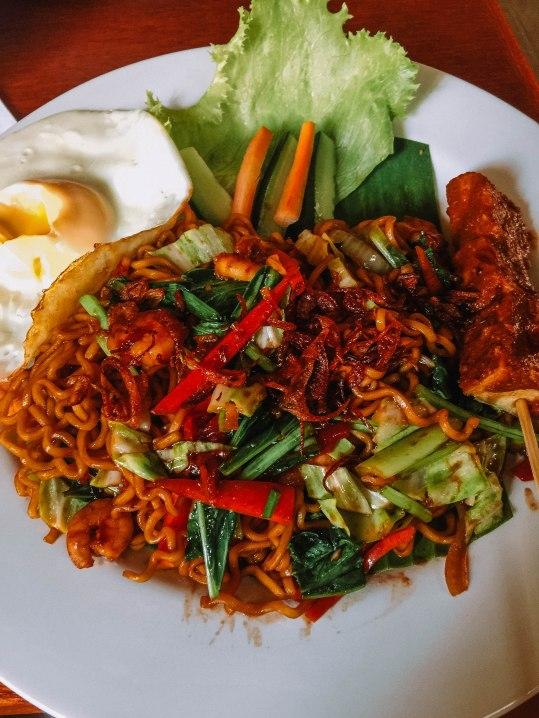 Nasi Goreng Shrimp: Rp. 52,000
