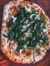 Chicken Pesto Pizza: Rp. 95,000